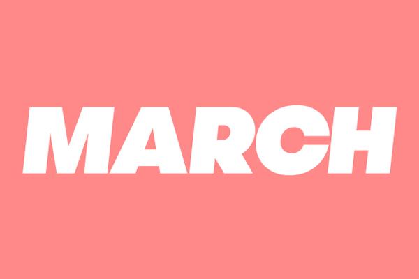 March Branding