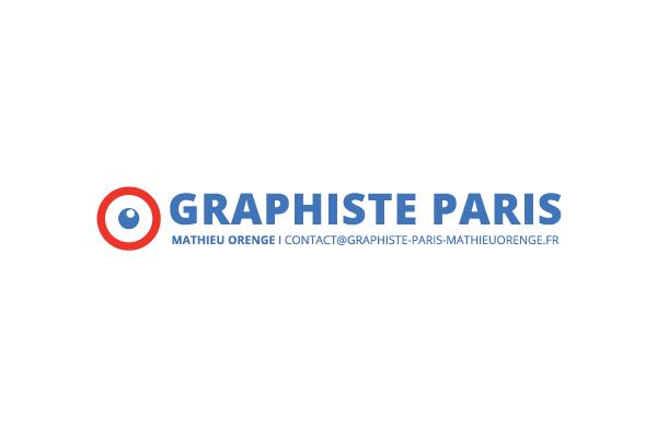 Mathieu Orenge, Graphiste