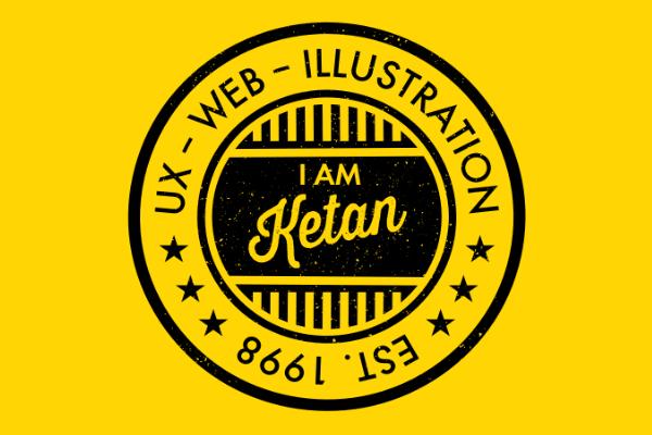 I am Ketan