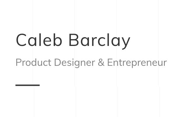Caleb Barclay