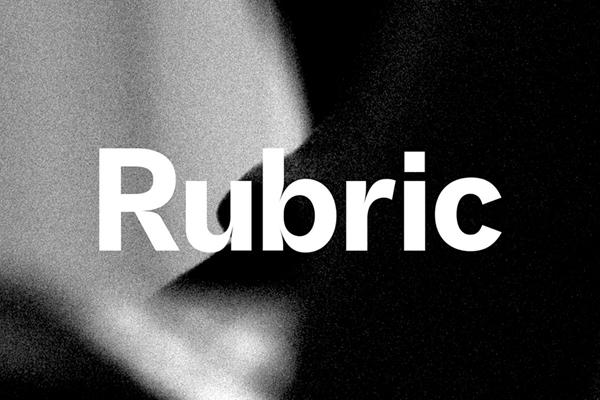 Studio Rubric