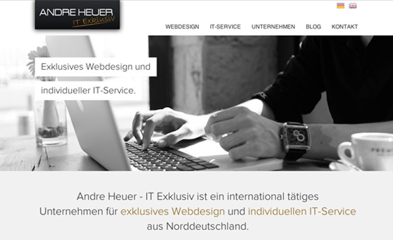 Andre Heuer - IT Exklusiv