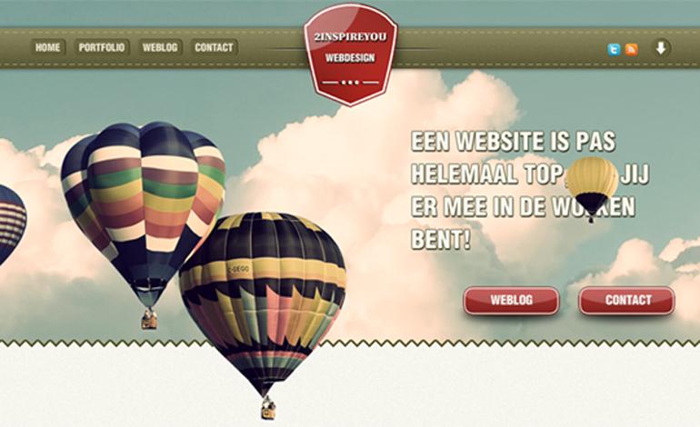 2inspireyou - Webdesign & Weblog