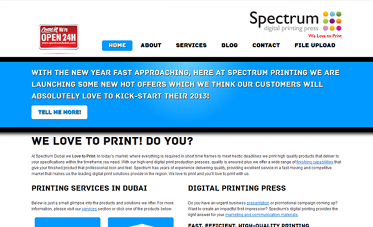 Spectrum Digital Print