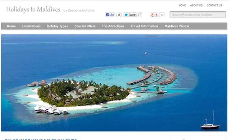 Holidays to Maldives