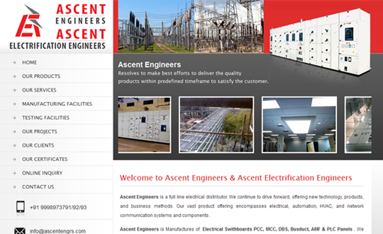 Ascent Engineers Ascent Electrification Engineers