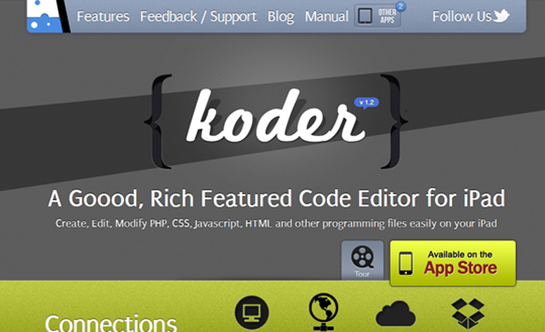 Code Editor for iPad