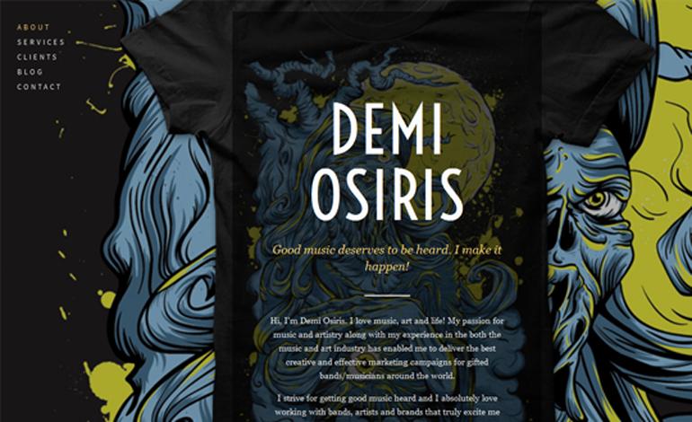 Demi Osiris