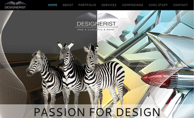 Designerist Passion for Design