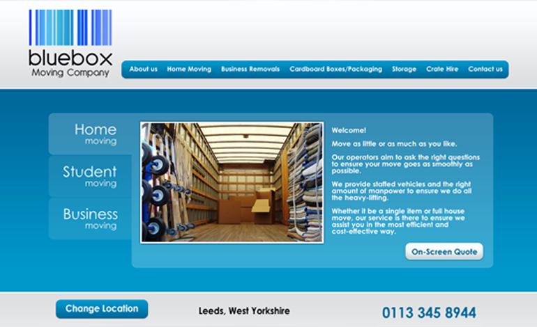 Bluebox Moving Company
