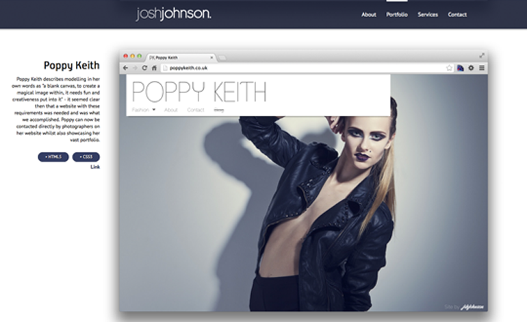 Josh Johnson Web Design
