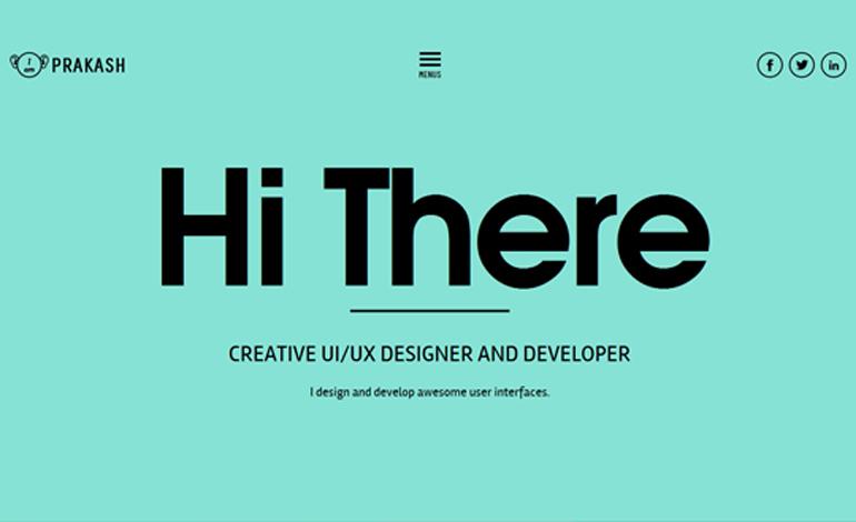 UX and UI Designer