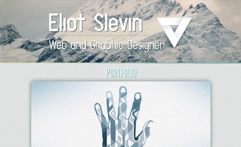 Eliot Slevin's portfolio