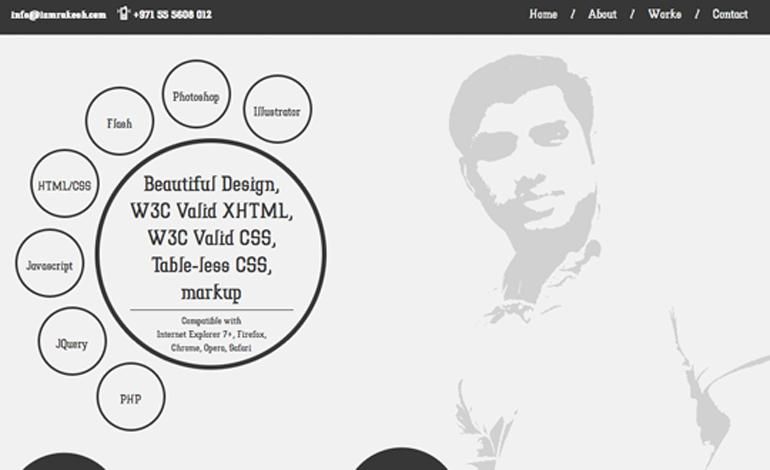 Web Designer/Front End Developer