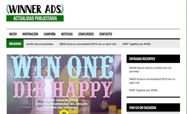 Winner Ads