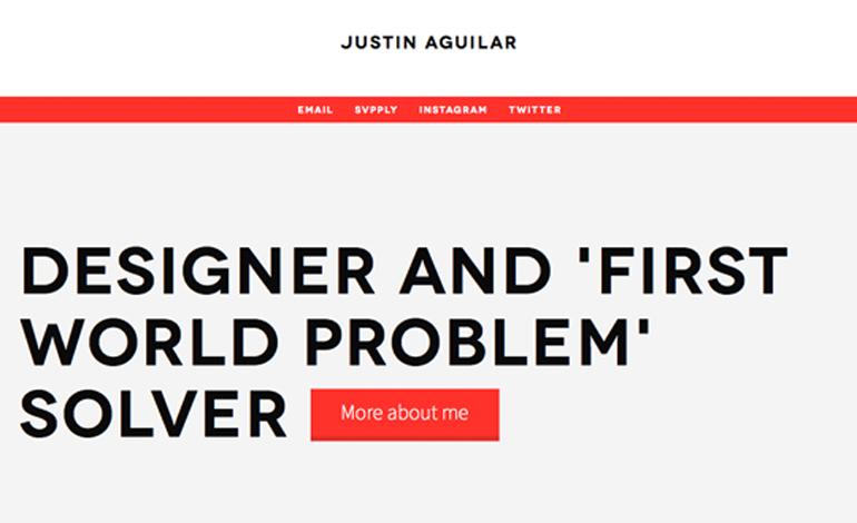 Justin Aguilar