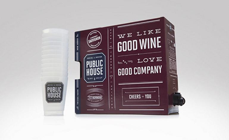 Public House Wine