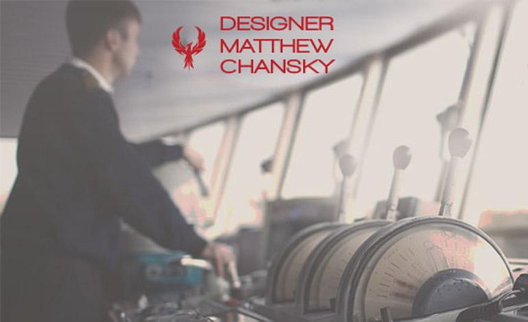 Designer Matt Chansky