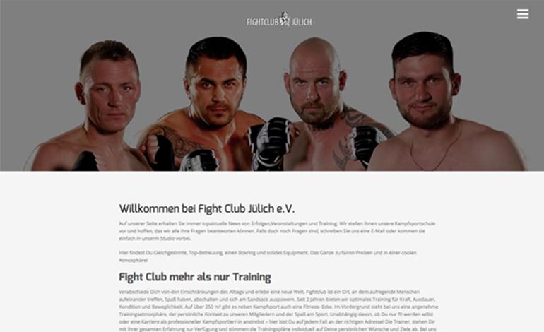 Fight Club Juelich