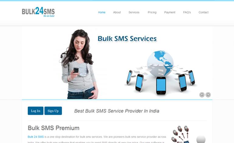 Bulk24SMS Networks