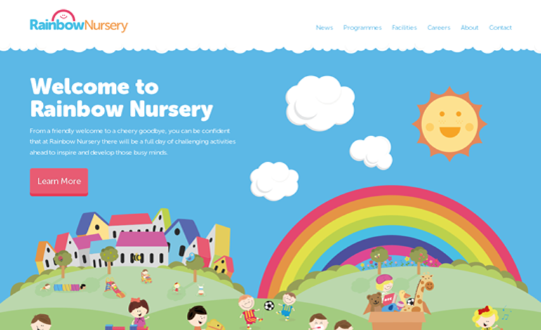 My Rainbow Nursery