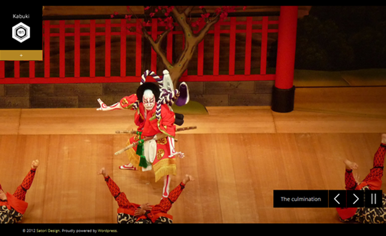 Kabuki Premium WordPress Theme