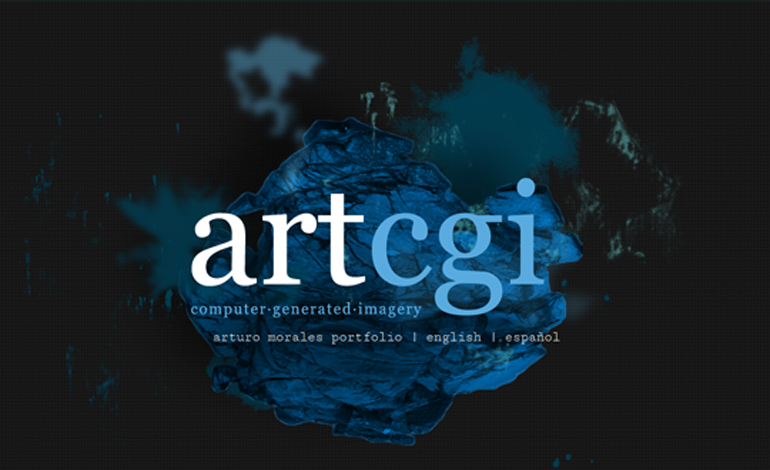 Computer Generated Imagery-Arturo Morales