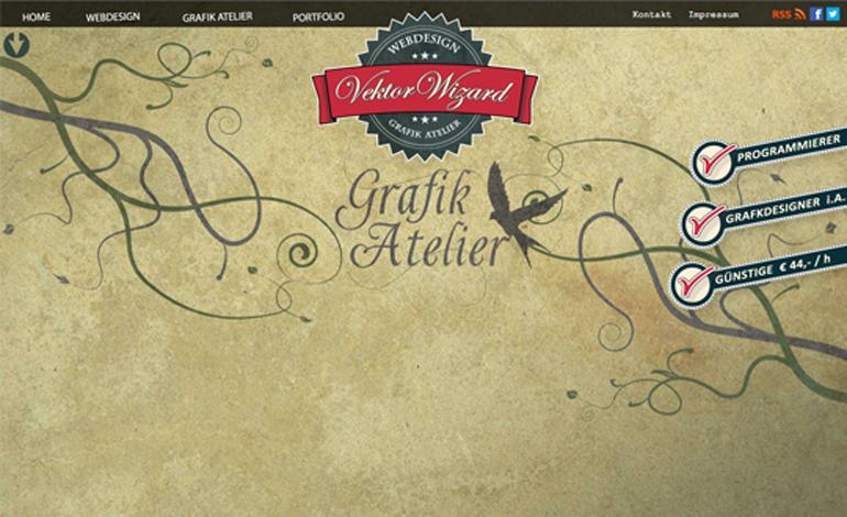 VektorWizard - Grafik Atelier