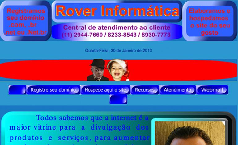 Rover informática