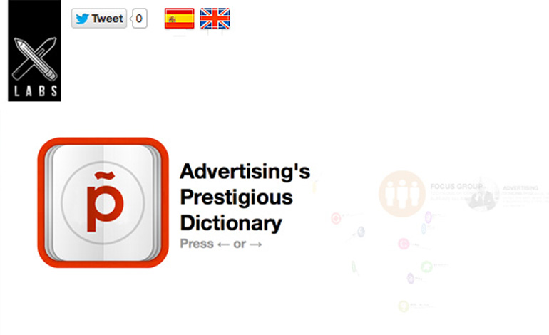 Advertising Dictionary