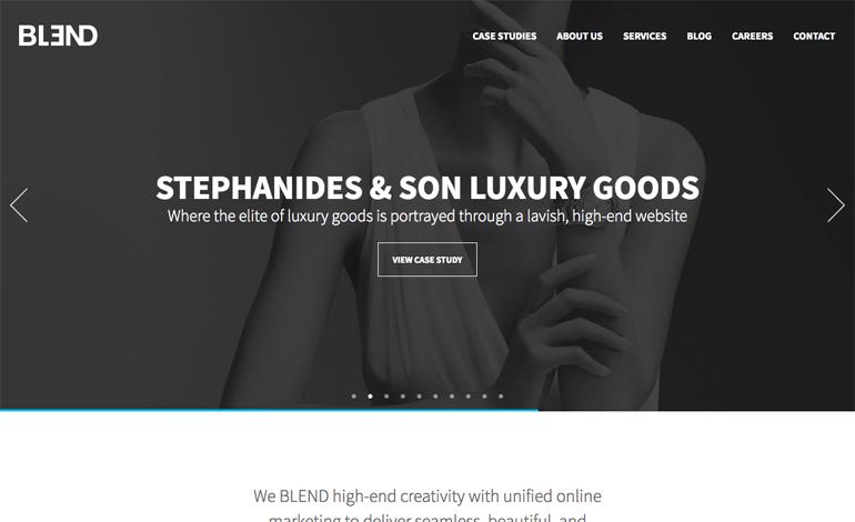 BLEND Digital Agency