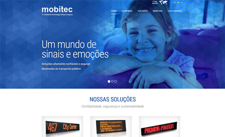 Mobitec A Luminator Technology Group Company