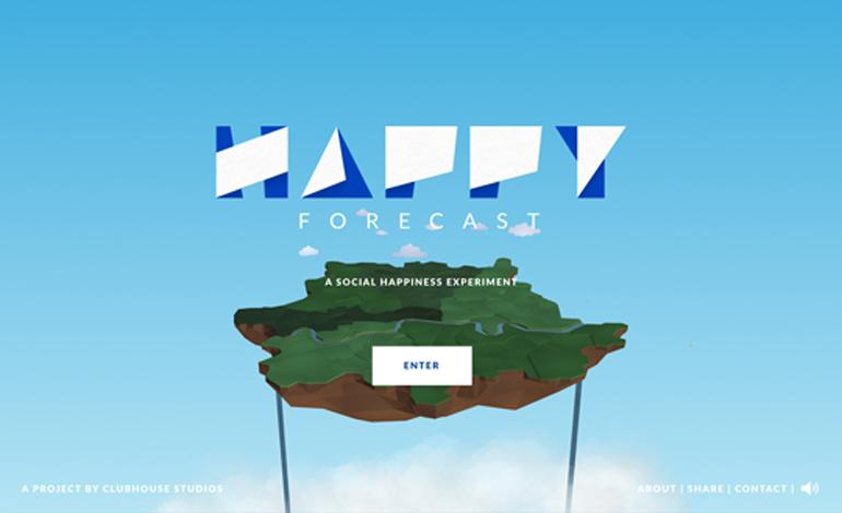 The Happy Forecast