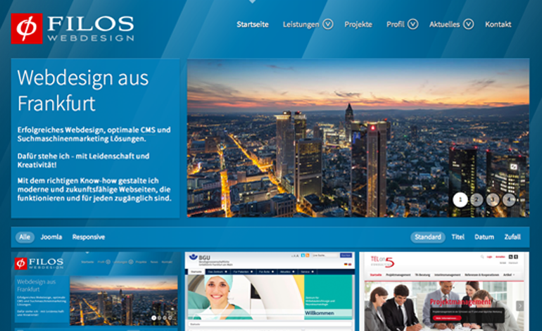 FILOS Webdesign Frankfurt