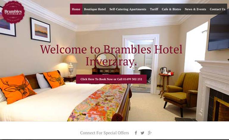 Brambles Hotel Inveraray