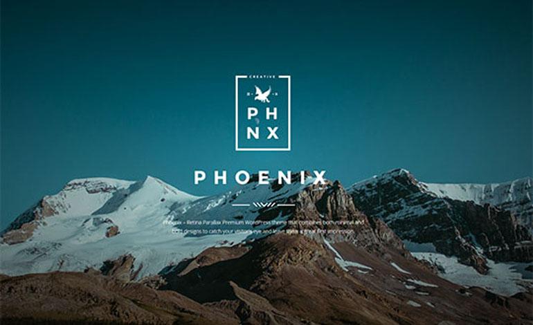 Phoenix WordPress Minimal Composer- CSSLight