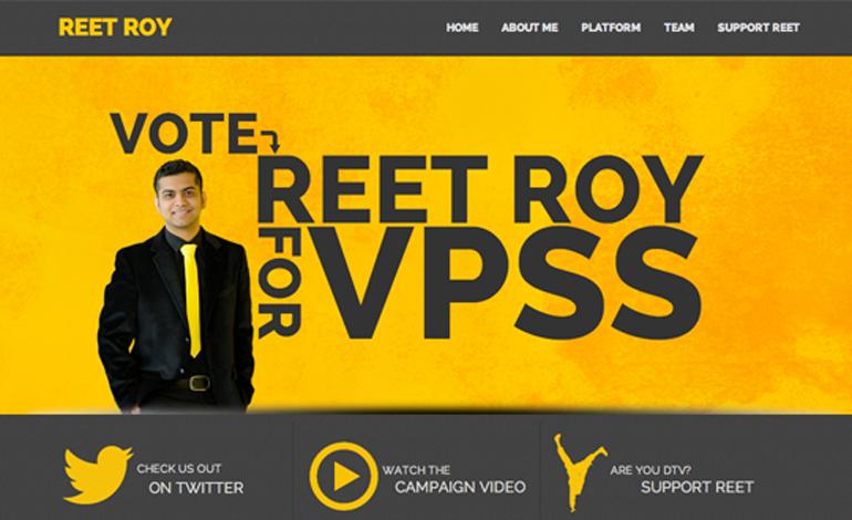 Reet Roy for VPSS