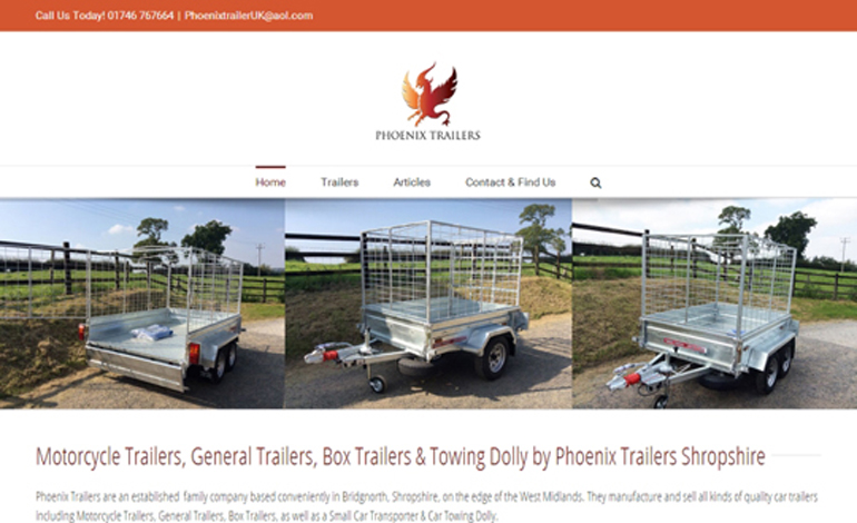 Phoenix Trailers UK