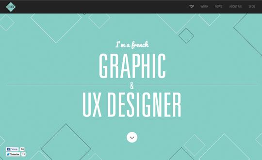 Céline K - Graphic & UX designer