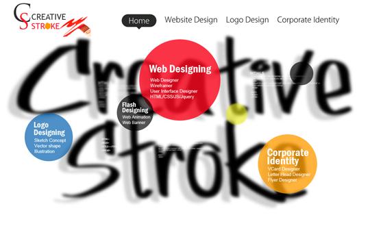 creativestroke.net