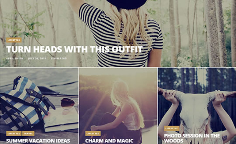Mara Wordpress Blog Theme