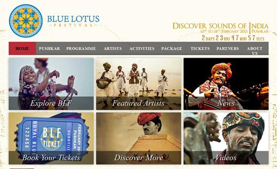 Blue Lotus Festival