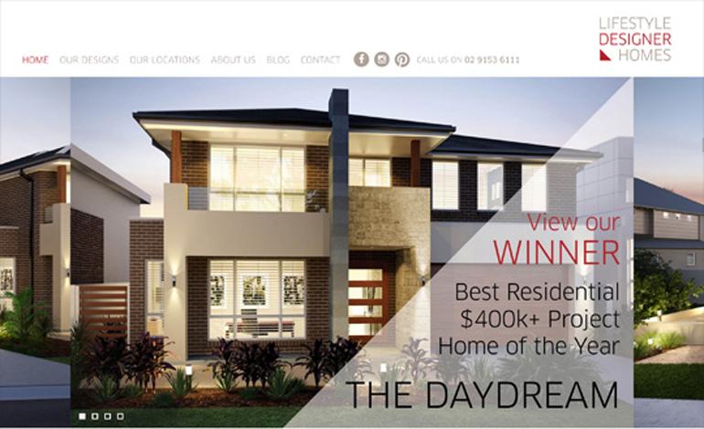 Delicieux Lifestyle Designer Homes
