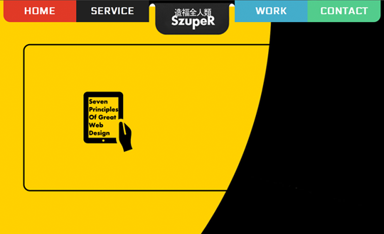 SzupeR Web Design