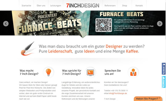 7 Inch Design