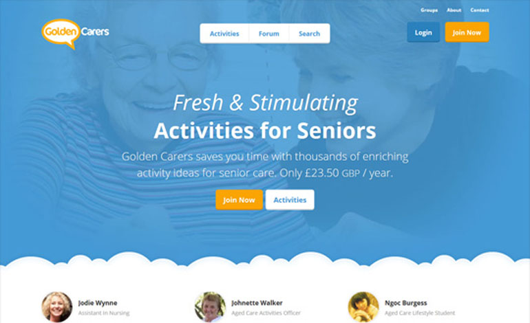Golden Carers