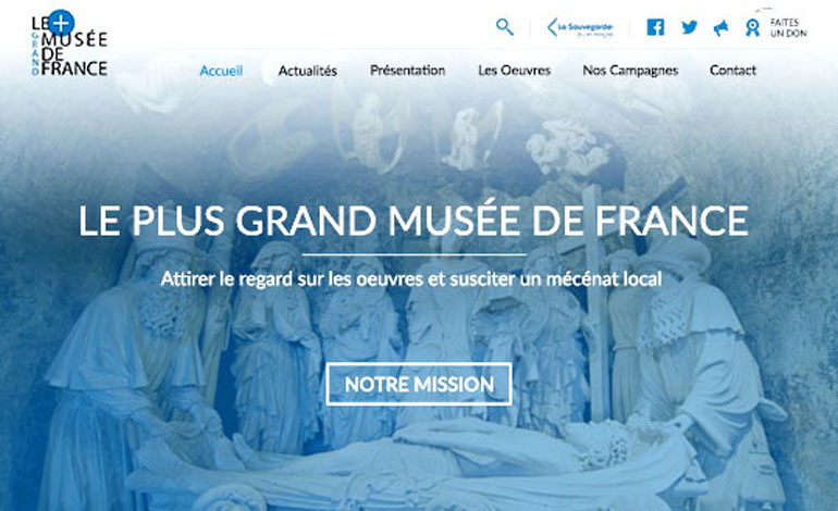 le plus grand musee de france csslight