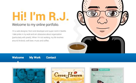 R.J. LaCount Online Portfolio