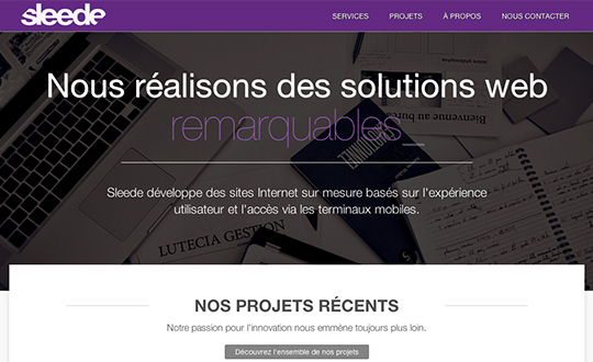 Sleede - Web Solutions