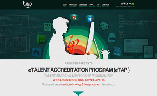 eTalent Accreditation Program (eTAP )